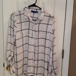 APT 9 button up shirt